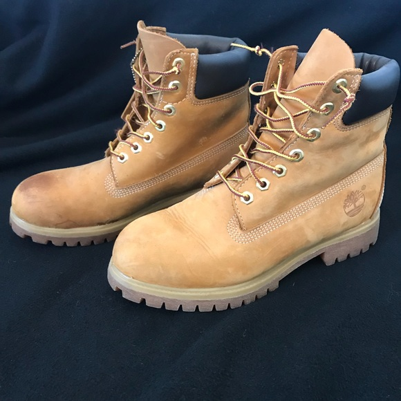 4c805385c7632 Timberland Shoes | Size 7 Mens Boots Worn Once | Poshmark